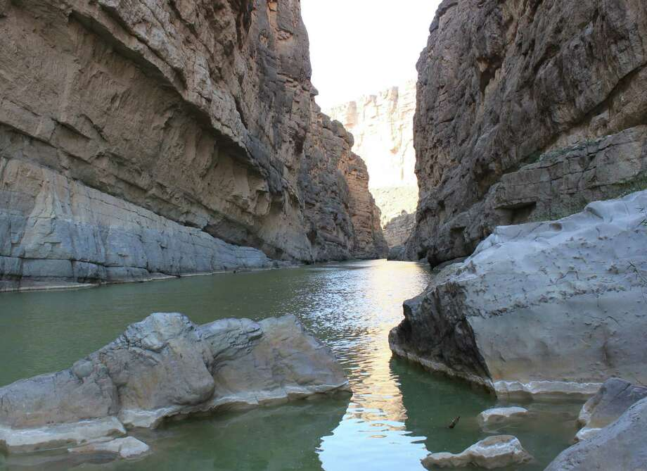 Santa Elena Canyon caps the experience at Big Bend National Park. Carved by the Rio Grande over many millennia, its magnificence defies the camera lens. Photo: Photos By Karen-Lee Ryan / For The Express-News