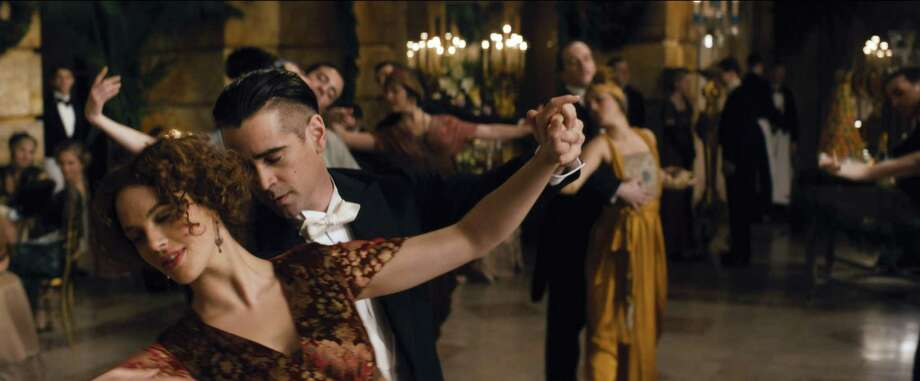 "Courtesy of Warner Bros. Pictures Caption: (L-r) JESSICA BROWN FINDLAY as Beverly Penn and COLIN FARRELL as Peter Lake in Warner Bros. Pictures' and Village Roadshow Pictures' romantic fantasy adventure ""WINTER'S TALE,"" Photo: Courtesy Warner Bros. Pictures / © 2013 Warner Bros. Entertainment Inc."