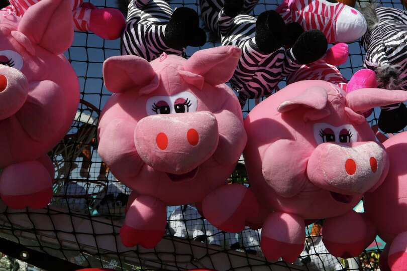 The San Antonio Stock Show & Rodeo leans heavily on its