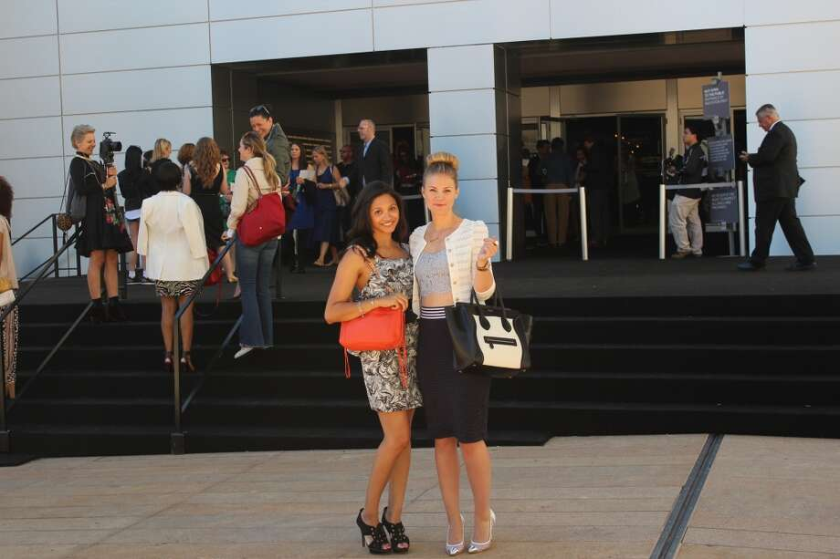 Bloggers: Britt + Whit, watching remotely this season.  Favorite collections: We loved Marissa Webb's collection (and highlighted it recently on our blog).  We are always on the hunt for great pieces we can wear to work and her entire collection was perfect for San Francisco weather. We also loved the fairy tale elements from Zac Posen. His gowns were absolutely enchanting. Other collections we always keep our eye out for are Kate Spade, Rag & Bone, and Zimmerman.  Advice for getting  snapped outside the shows: Be true to your style and wear what you love!  It's easy to spot people who have put together a crazy outfit in an attempt to be photographed. This doesn't mean you can't have fun! We were featured across Nordstrom for their Fashion Week blog. Often times simple and classic stands out more.  Favorite crazy NYFW moments: In September we were almost trampled by Hamish Bowles and Virginia Smith as they made their way to an event but it was worth it!
