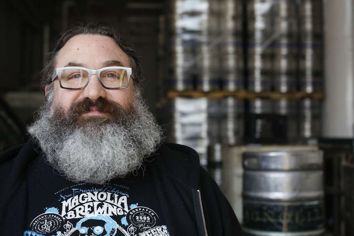 Magnolia Brewpub founder Dave McLean is preparing to open a restaurant and brauerei called Smokestack in the Dogpatch at the beginning of March, 2014.