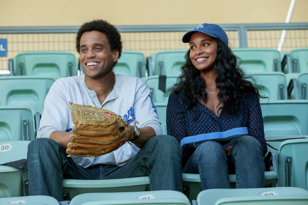 """Danny (Michael Ealy) and Debbie (Joy Bryant) appear to be the perfect couple in """"About Last Night."""""""