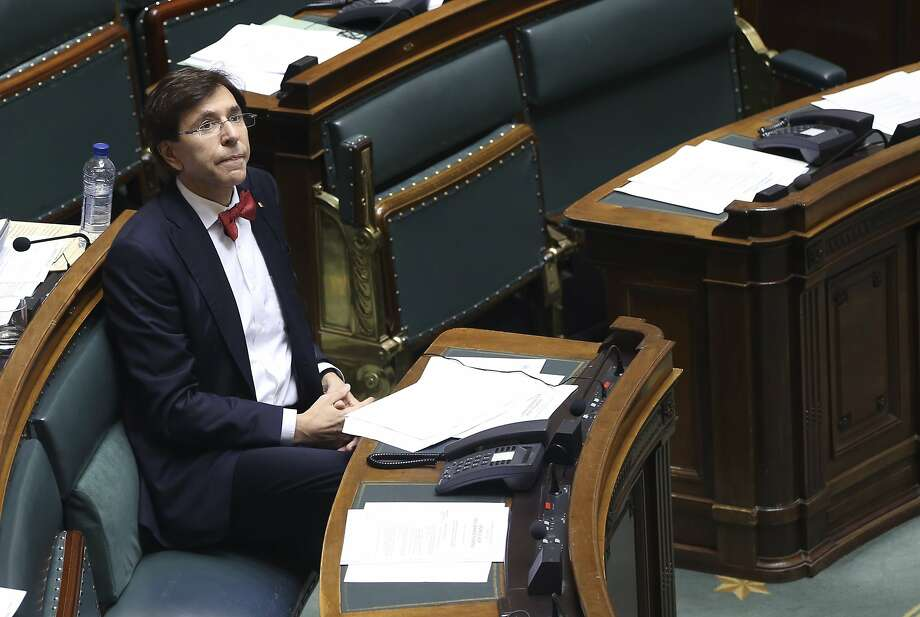 Prime Minister Elio Di Rupo's government voted to allow euthanasia for children of any age. Photo: Francois Lenoir, Reuters