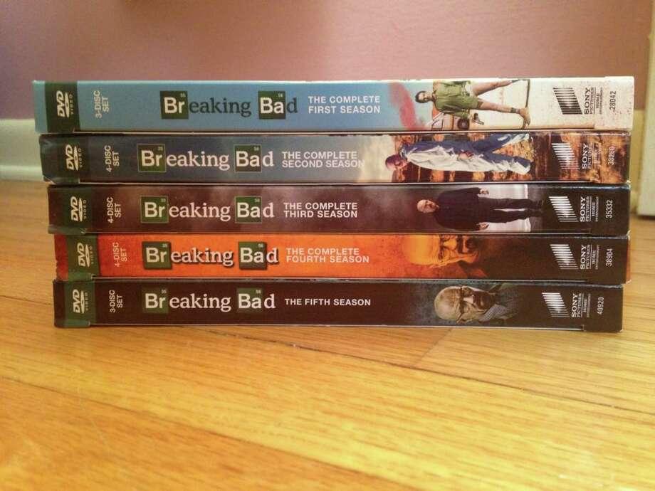 Start binge watching a series. Breaking Bad, Prison Break, or Weeds are all great ones! Photo: Rachel Bahor