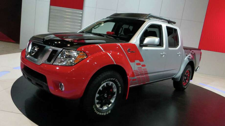 It's officially only as an exercise to gauge consumer interest, but swapping a Cummins 2.8-liter diesel engine into a Nissan Frontier could make pickup ownership affordable and easy to justify.