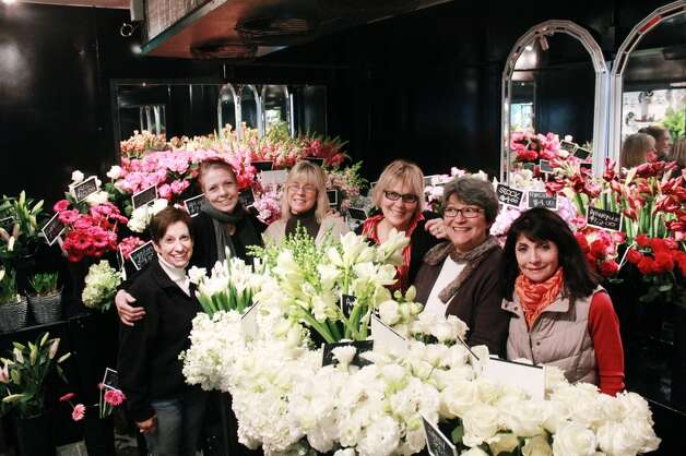 To celebrate 70 years in business, Nielsen's Florist in Darien will hold its first ever flower show. Welcome spring by checking out some of the arrangements on display from 9 a.m. to 5 p.m. Friday to Sunday. Find out more.  Photo: Contributed Photo