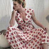 Feminism is ... wearing polka dots and not crossing your legs when you sit down.