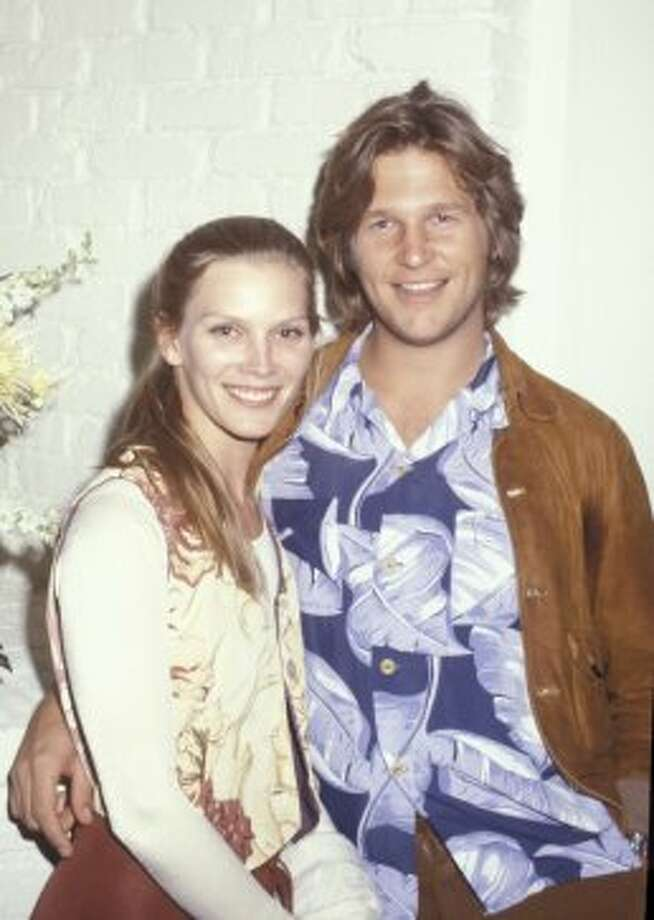 Susan Geston and Jeff Bridges in 1977. Photo: Ron Galella, WireImage
