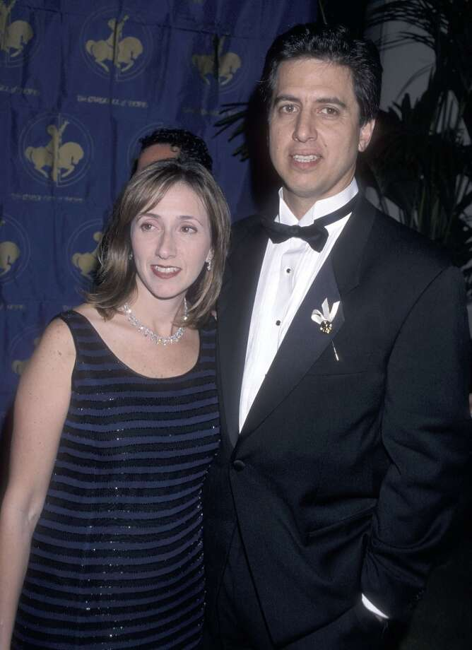 Ray Romano and wife Anna in 1998. Photo: Ron Galella, WireImage