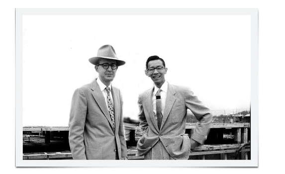Harvey Marmon and Edward Mok founded their firm in 1953.