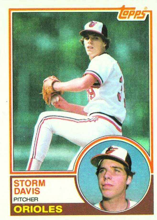 Storm Davis enjoyed a 12-year career in the major leagues, most of them with the Baltimore Orioles and Oakland A's. The right-handed pitcer won 113 games and was part of two World Championship teams.