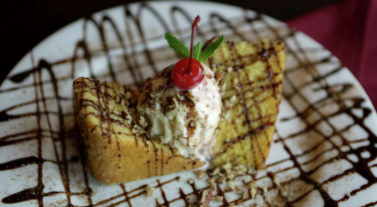 The pastel de elote combines the rich flavor of a cornbread with the creaminess of a tres leches cake.