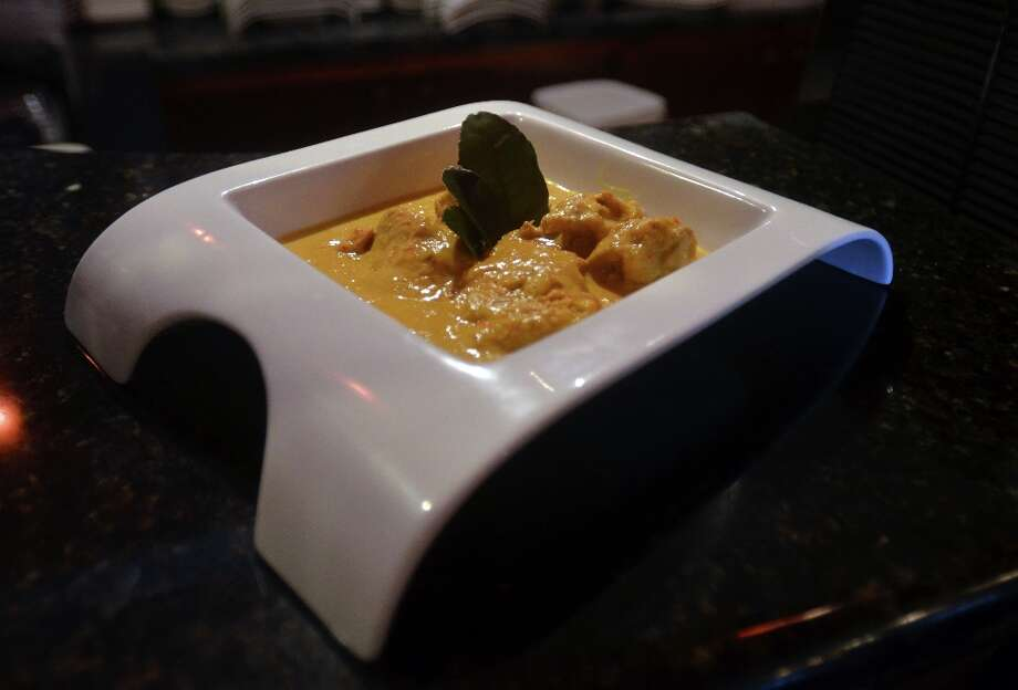 Chicken gulai, a rich, curry-like dish at Ichiban on Twin City Highway in Port Arthur. Beth Rankin/cat5 Photo: Beth Rankin / Beth Rankin