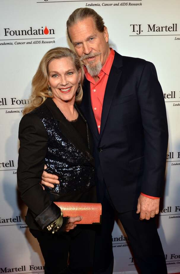 Susan Geston and Jeff Bridges are listing their Montecito home.Click to take a tour of the property. Photo: Rick Diamond, Getty Images For TJ Martell Foun