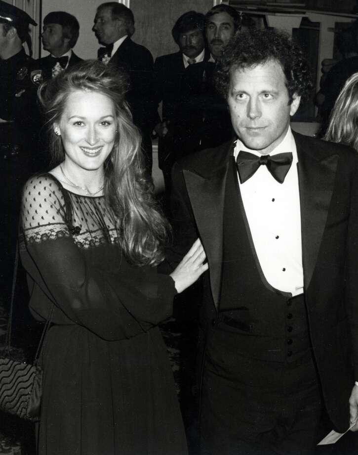 Meryl Streep and Don Gummer in 1979. Photo: Ron Galella, WireImage