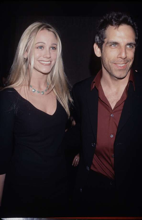 Christine Taylor and Ben Stiller in 2000. Photo: Time & Life Pictures, Time Life Pictures/Getty Images