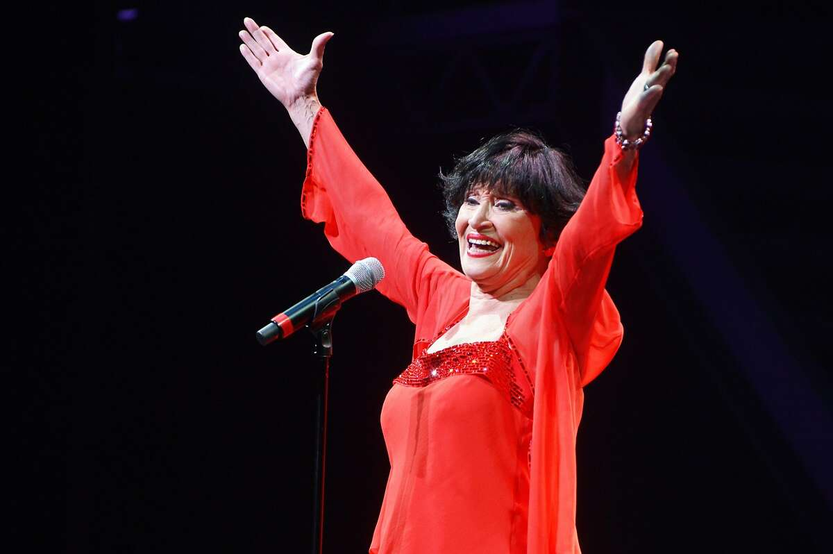 """Having recently celebrated her 80th birthday, Chita Rivera performs """"Chita Rivera: A Legendary Celebration"""" Sunday as part of Bay Area Cabaret's tenth anniversary season in the Venetian Room at the Fairmont."""