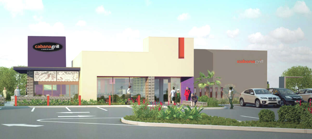 Taco Cabana developed a new concept, called Cabana Grill, that it will debut in Snellville, Ga., near Atlanta next month and Jacksonville, Fla., later this year. Illustration courtesy of Cabana Grill