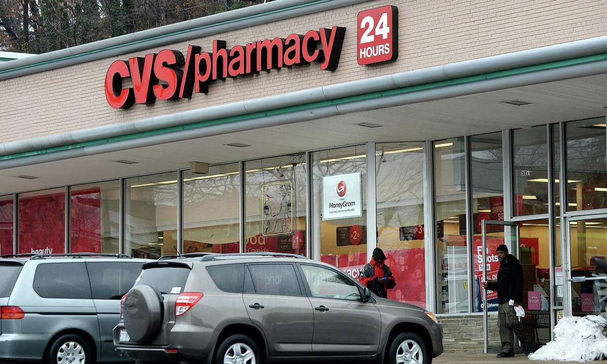 One of the nation's biggest pharmacy chains, CVS Caremark, announced today, Feb. 5, 2014, that it will clear its shelves of cigars, cigarettes, and other tobacco products this year, giving up almost $2 billion in sales in order to brand itself as a health care company rather than a convenience store. (Olivier Douliery/Abaca Press/MCT)