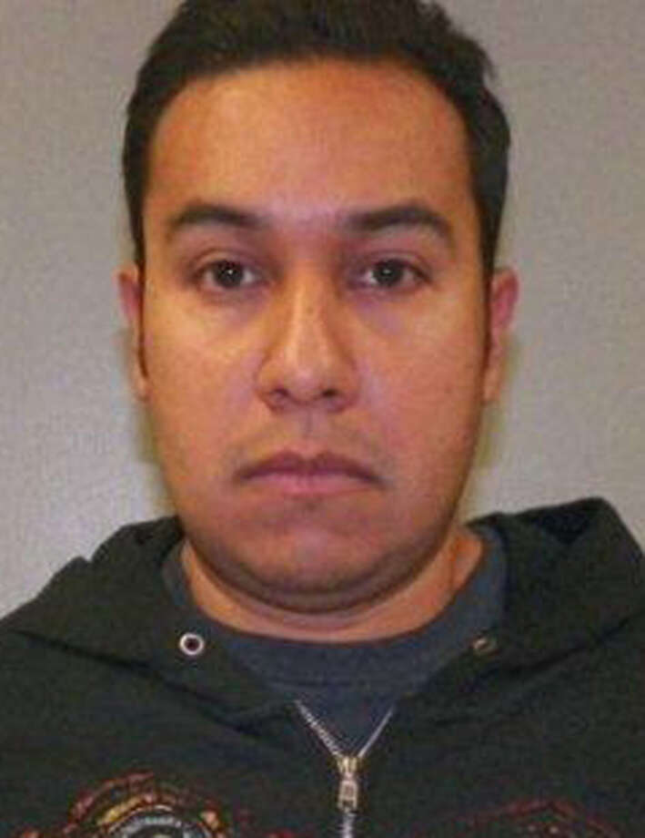 SAFD firefighter Anthony James Moncada, 33, was arrested Tuesday on charges of soliciting prostitution. Photo: Courtesy