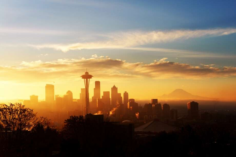"You say ""Seattle,"" not Sea-town or The City or whatever … as in ""I love Seattle!"" Photo: David Hogan, Getty Images/Flickr RF"