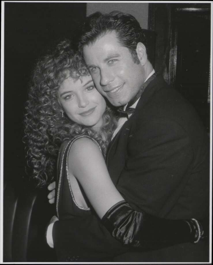 John Travolta and Kelly Preston in 1990. Photo: Time & Life Pictures, Time Life Pictures/Getty Images