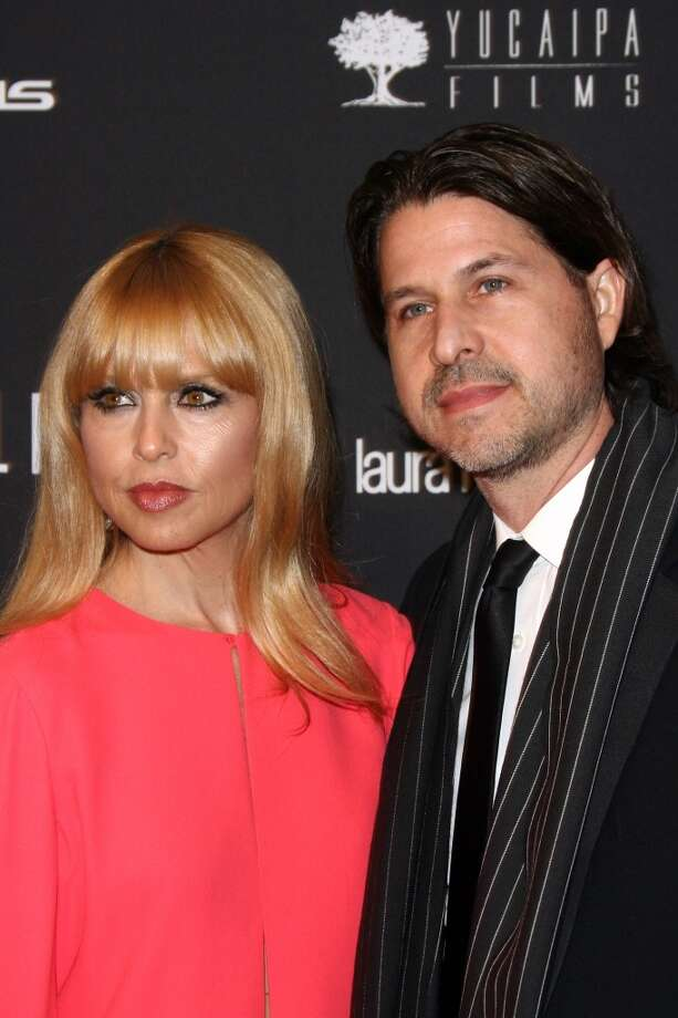 Celebrity stylist and designer Rachel Zoe met husband Rodger Berman in 1991 when they were both students at George Washington University. They got married in 1996. Photo: Tommaso Boddi, Getty Images