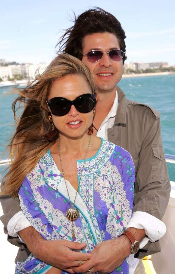 Rachel Zoe and Roger Berman in 2006. Photo: John Shearer, WireImage