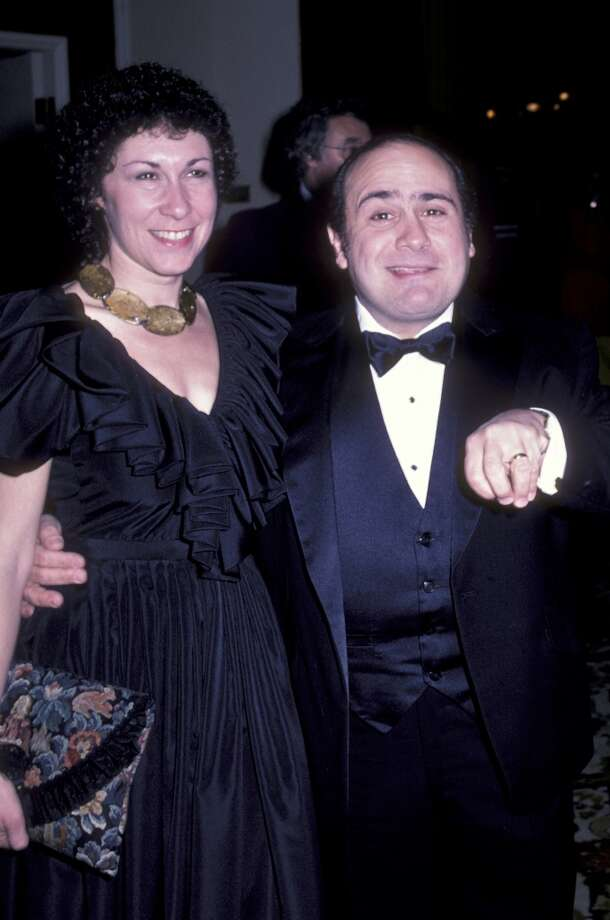 Rhea Perlman and Danny DeVito two days after their wedding in 1982. Photo: Ron Galella, WireImage