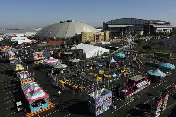 Stock Show & Rodeo admission, carnival rides and food items are $1 during the event's aptly named Dollar Days.