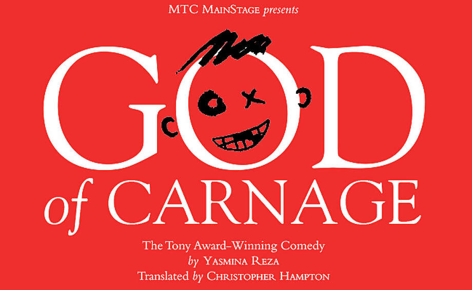 """The comedy, """"God of Carnage,"""" is on stage for its final weekend at the Music Theatre of Connecticut. Photo: Contributed Photo / Westport News contributed"""