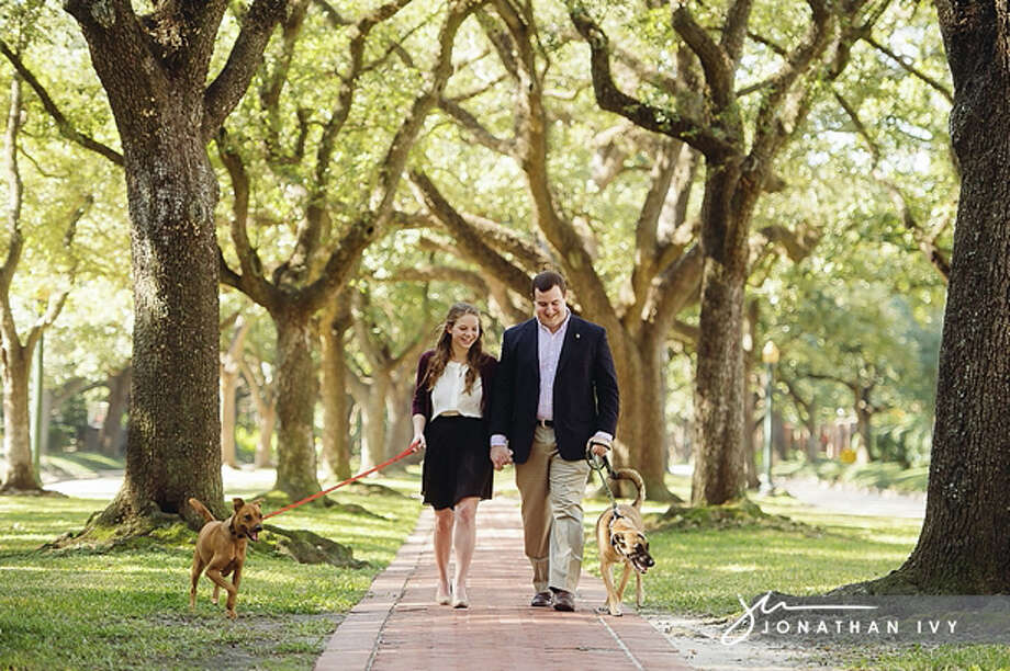 We love the opportunity to just get out and walk with our dogs!Jonathan Foster