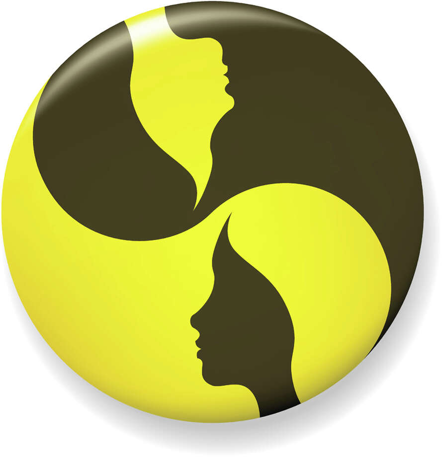 Feminism is ... a yin-yang symbol that kind of rips off the Girl Scouts logo. Photo: T-Immagini, Getty Images / (c) T-Immagini