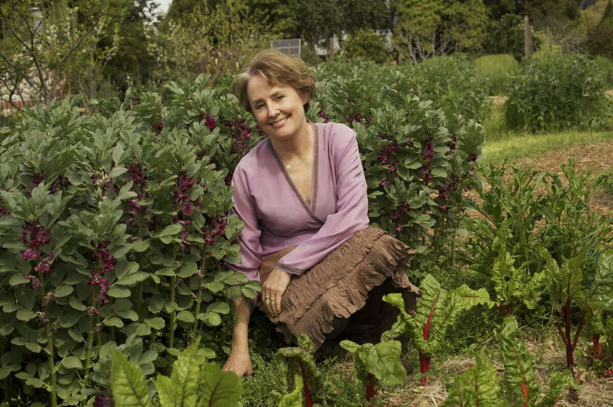 49. Alice Waters Chef Alice Waters is at the forefront of the popular