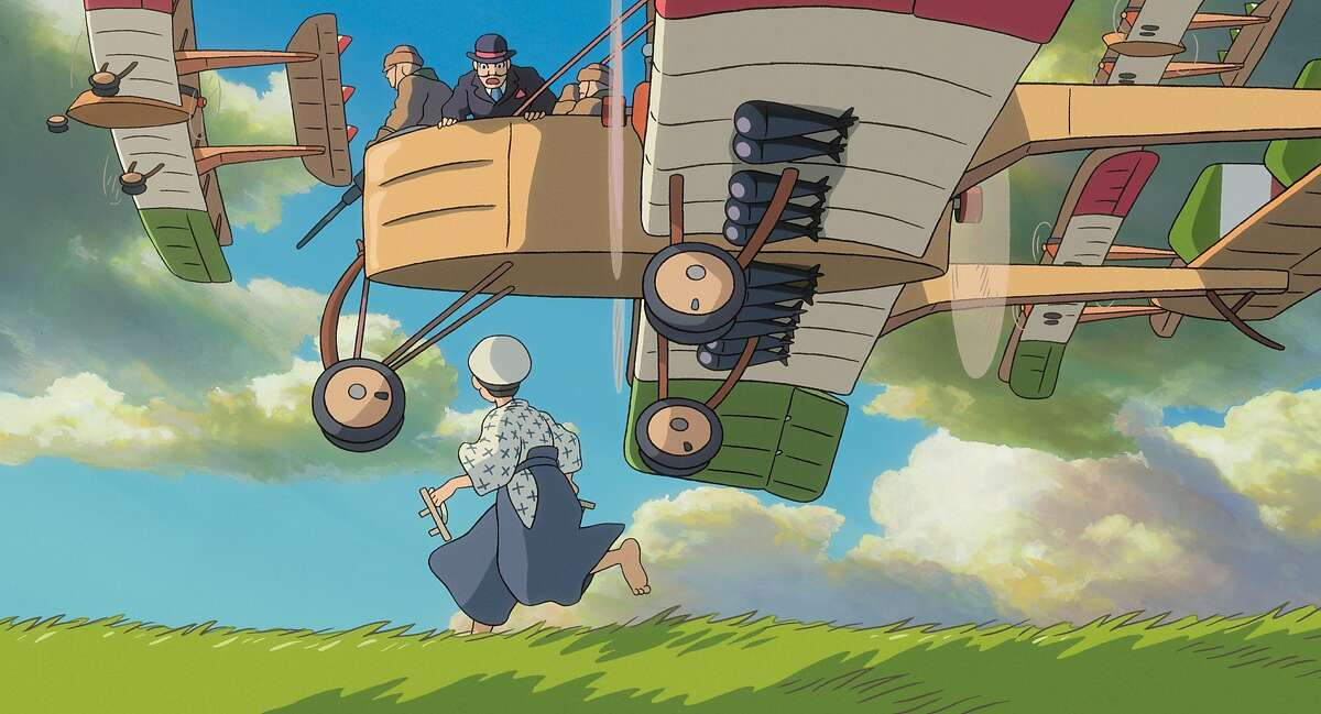 """From """"The Wind Rises"""" Credit: Walt Disney Pictures THE WIND RISES. © 2013 Nibariki - GNDHDDTK"""