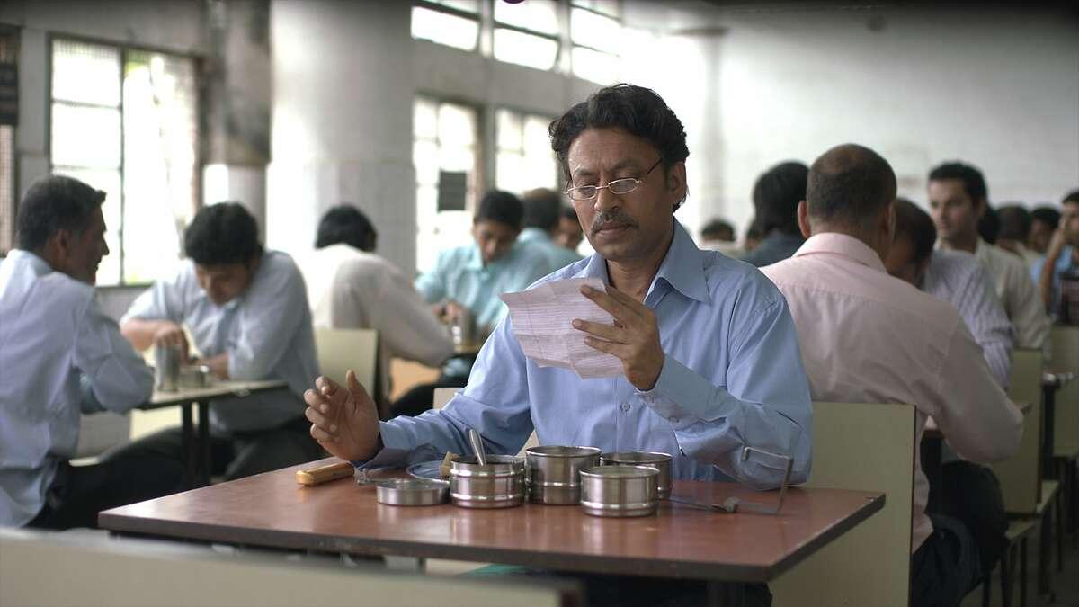 "Irrfan Khan in ""The Lunchbox"" A088R24O"