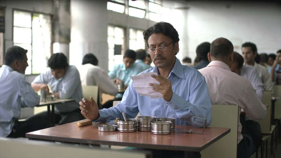 Irrfan Khan  plays a bureaucrat on the verge of retiring who begins receiving meals from somebody else's wife in the comedy, a hit on the festival circuit. Photo: Sony Classics