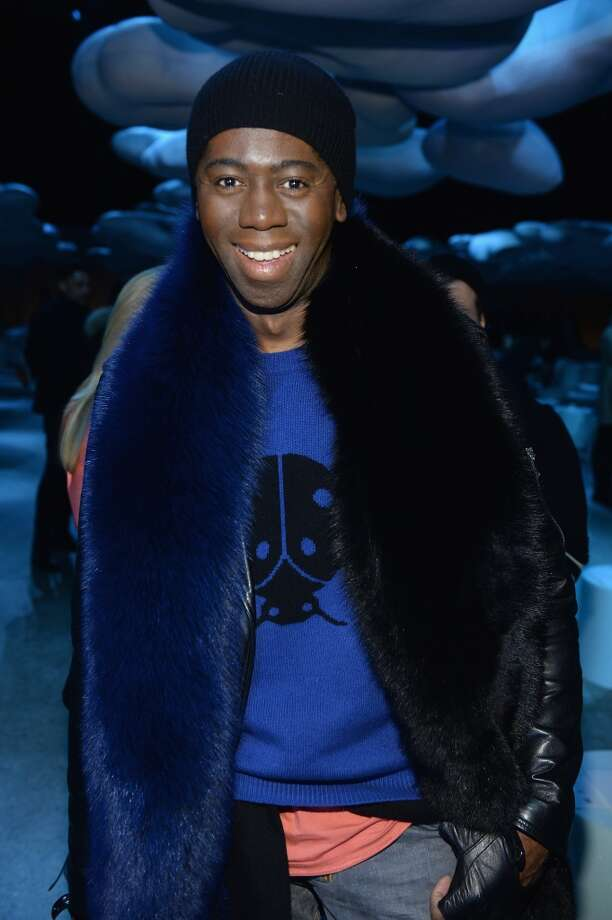 J. Alexander attends the Marc Jacobs fashion show during Mercedes-Benz Fashion Week Fall 2014 at Lexington Avenue Armory on February 13, 2014 in New York City. Photo: Dimitrios Kambouris, Getty Images For Marc Jacobs