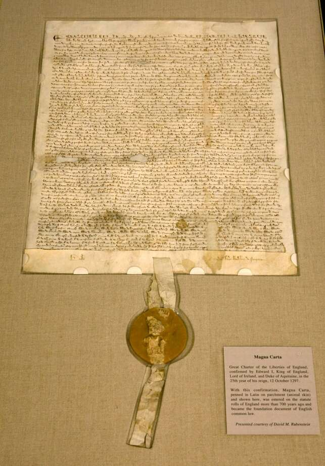 The Magna Carta was signed in 1215, the same year Beijing