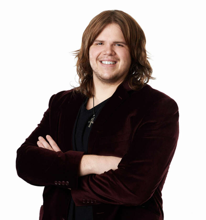 AMERICAN IDOL XIII: Semi-Finalist: Caleb Johnson, 22. Asheville, NC. CR: Michael Becker / FOX. Copyright 2014 FOX.