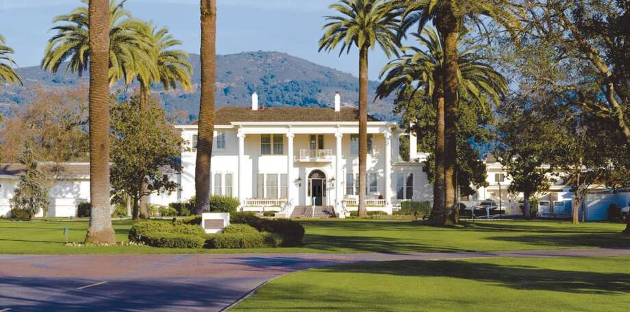 The Silverado Mansion hosts a Brides Against Breast Cancer Bridal Fair Feb. 15-16. Photo: Silverado Resort And Spa