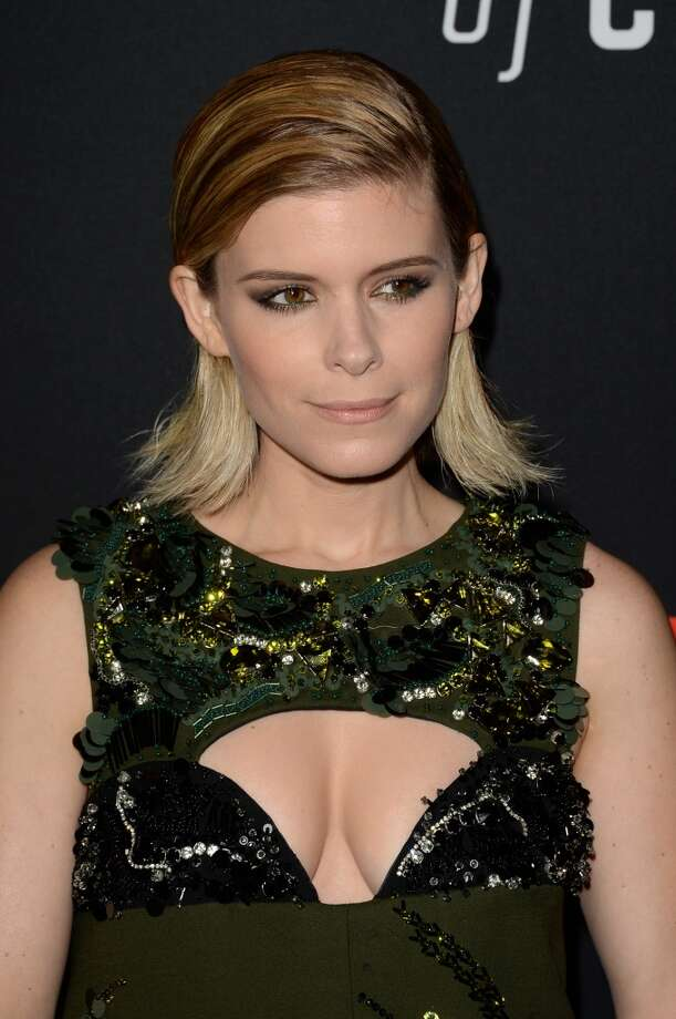 "Actress Kate Mara arrives at the special screening of Netflix's ""House of Cards"" Season 2 at the Directors Guild of America on February 13, 2014 in Los Angeles, California. Photo: Jason Merritt, Getty Images"