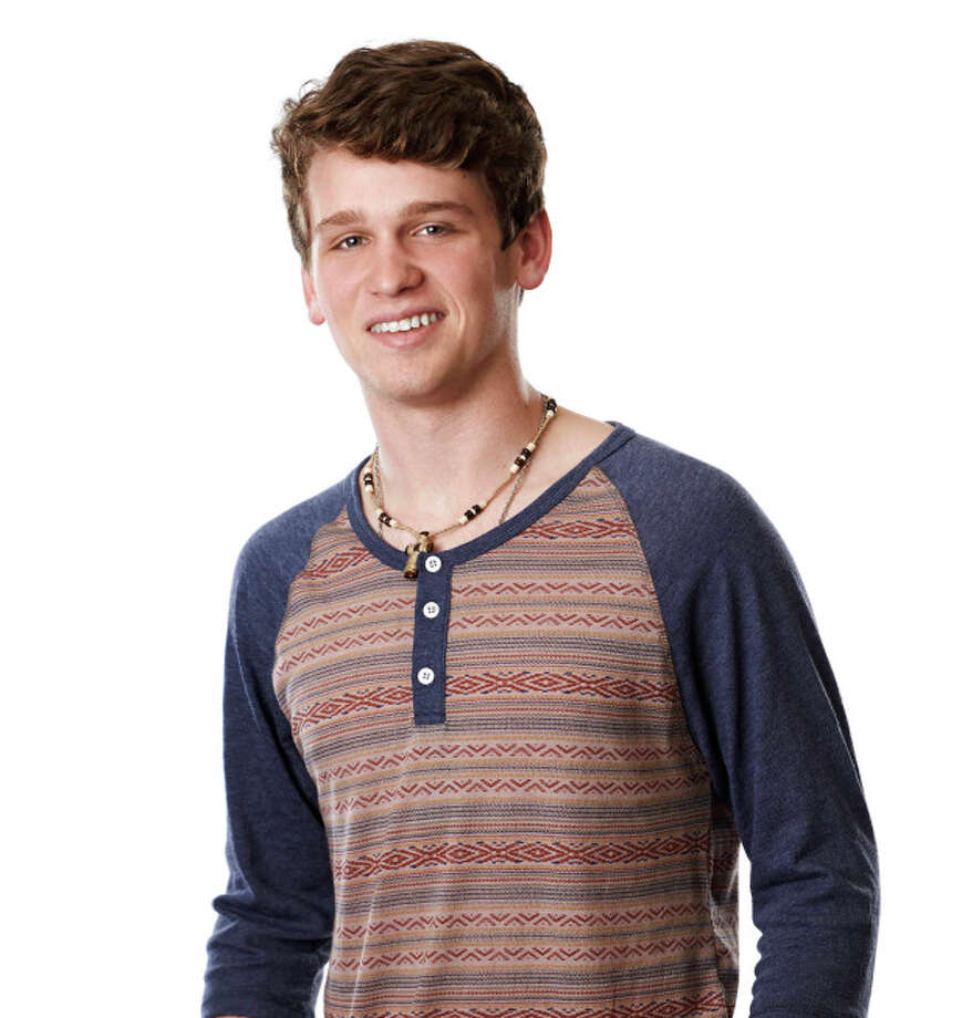 AMERICAN IDOL XIII: Semi-Finalist: Briston Maroney, 16. Knoxville, TN. CR: Michael Becker / FOX. Copyright 2014 FOX. / 1