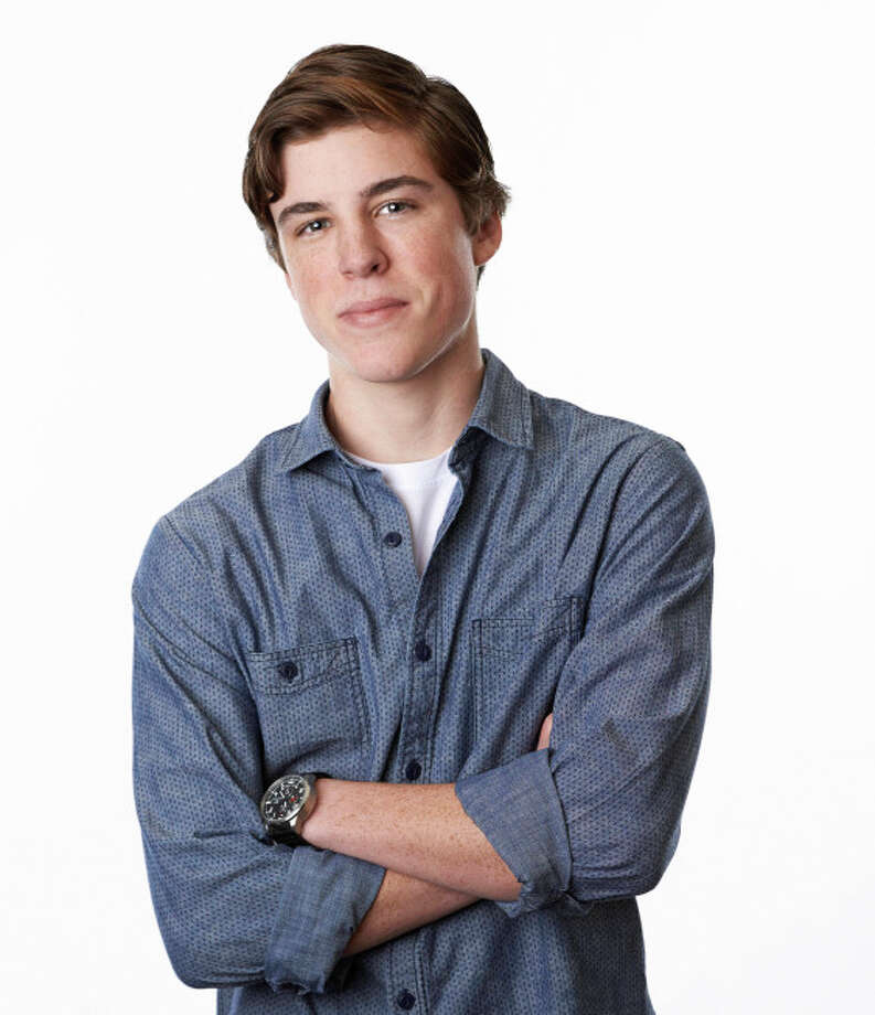 AMERICAN IDOL XIII: Semi-Finalist: Sam Woolf, 17. Bradenton, FL. CR: Michael Becker / FOX. Copyright 2014 FOX.