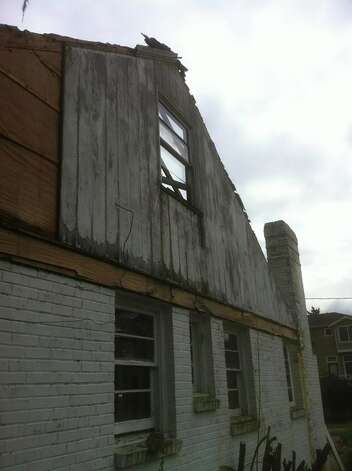 Old Tudor Turned Into New Ultra Green Home Seattlepi Com