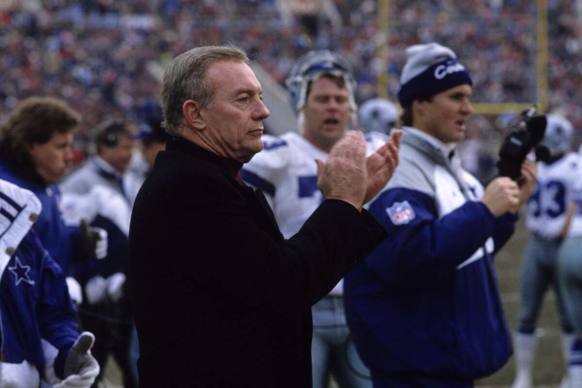 1. A committed, stable owner with deep pockets Example: Dallas. The '90s Cowboys had Jerry Jones (pictured), who rebooted the franchise after a long stretch of mediocre Dallas football. Over the course of a few years, he brought in a whole new staff, including Jimmy Johnson as head coach, and the Cowboys went from a 1-15 record in 1989 to Super Bowl champions in 1992. Dallas won three Super Bowls in four years in the early to mid-1990s with the trifecta of Jones, Johnson and quarterback Troy Aikman. Jones has been accused of interfering too much in team affairs, especially after Johnson's departure, but you can't deny Jones' efforts led to a Dallas dynasty.