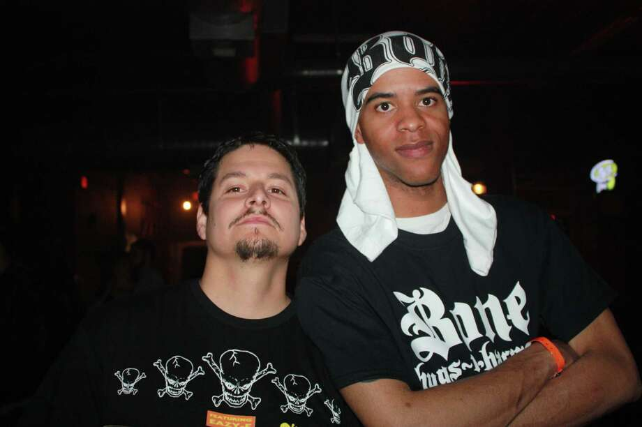 "Who got ""Krayzie,"" ""Layzie"" and ""Bizzy"" at the Bone Thugs-N-Harmony show? Photo: Getty Images"