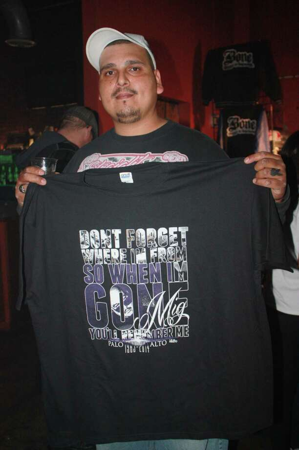 "Who got ""Krayzie,"" ""Layzie"" and ""Bizzy"" at the Bone Thugs-N-Harmony show? Photo: Photos By Libby Castillo, For MySA.com"