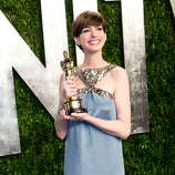 In fairness to ANNE HATHAWAY, she could easily have been nominated for BROKEBACK MOUNTAIN or ONE DAY.  But her Oscar in LES MISERABLES, for essentially wrecking the one good song in LES MISERABLES, has to stand as one of the worst Oscar choices of this generation.