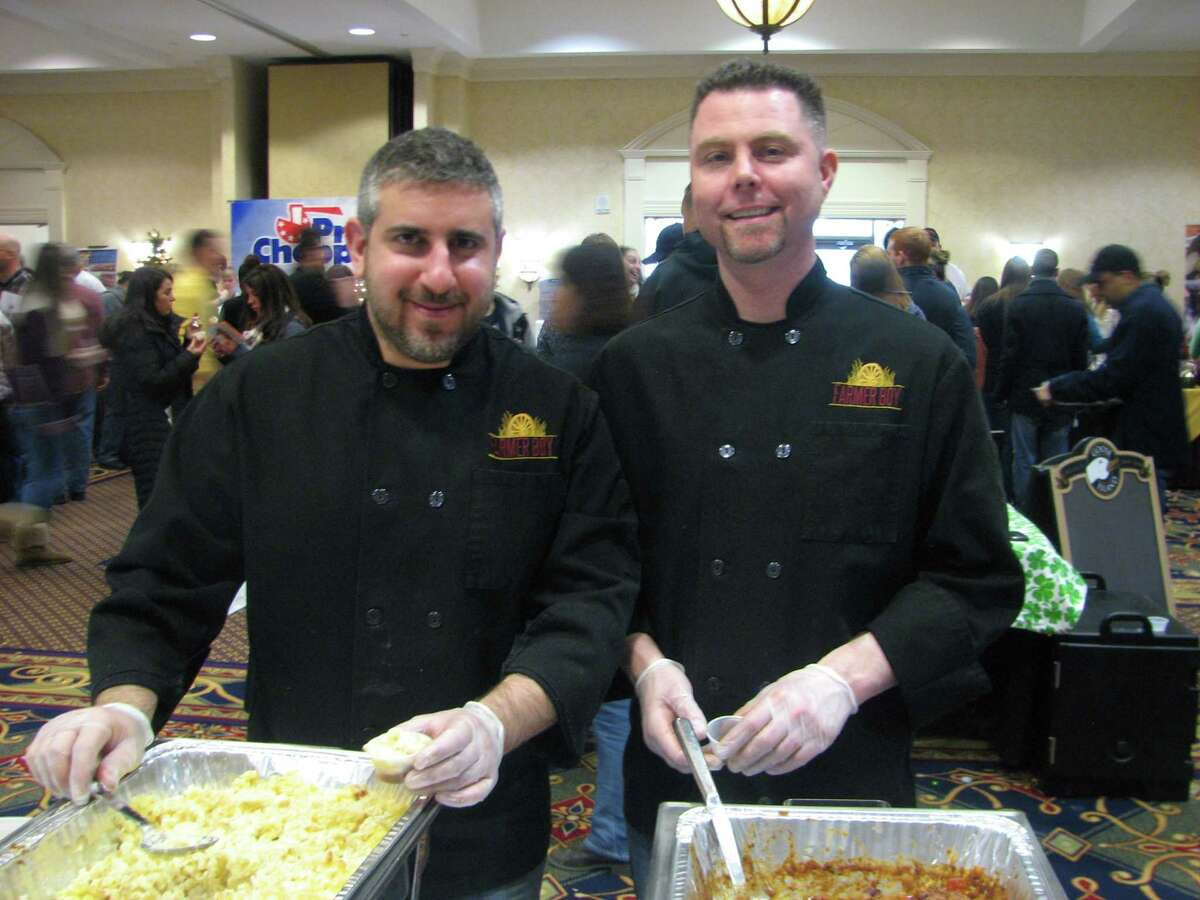 Were you Seen at the 5th Annual Timesunion.com/TableHopping Mac & Cheese Bowl to benefit the Regional Food Bank of Northeastern New York at the Albany Marriott on Saturday, February 15, 2013?